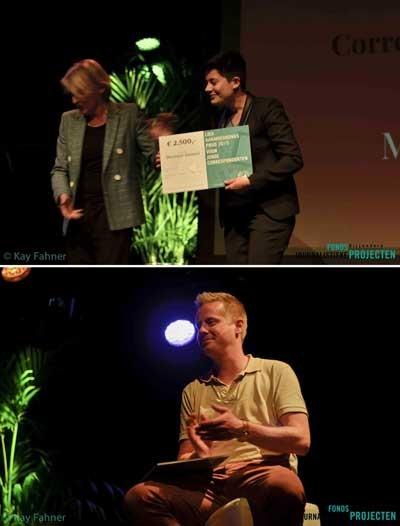 Lira Correspondentenprijs 2015
