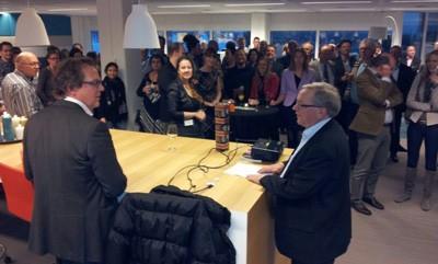 Opening nieuw Cedar kantoor op 20 november 2012