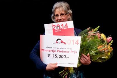 Woutertje Pieterse Prijs 2014